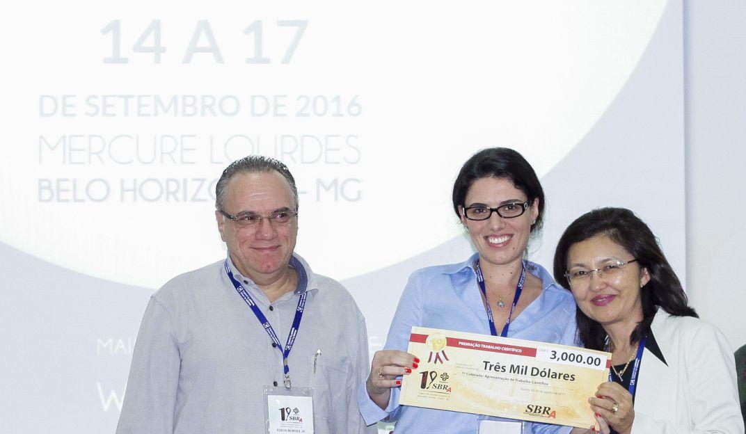Premiação SBRA